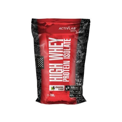 high whey protein isolate 700g marki Activlab
