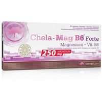 Olimp Chela-Mag B6 Forte Mega Caps (60kaps)- natychmiastowa wysyłka, ponad 4000 punktów odbioru!