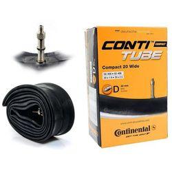 Dętka Continental Compact 20'' x 2,0'' - 2,5'' wentyl dunlop 40 mm