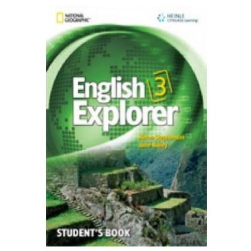 English Explorer International 3 Podręcznik + MultiROM, oprawa miękka
