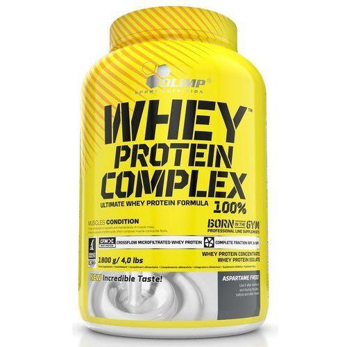 Olimp Whey Protein Complex 1800g czekolada - czekolada