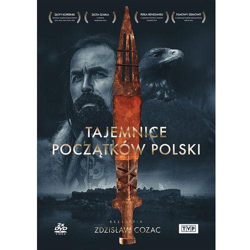 Tajemnice początków Polski (2 DVD) (Płyta DVD) (5902739669259)