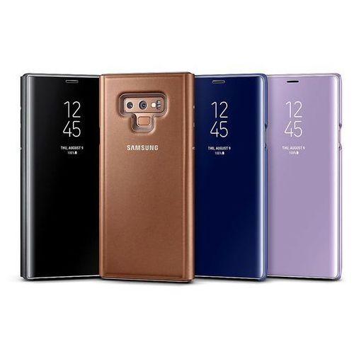 Samsung Etui clear view standing note9 black ef-zn960cbegww