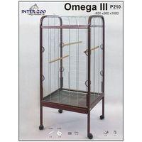 woliera dla ptaków omega iii marki Inter-zoo