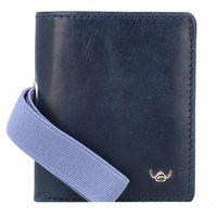 Golden Head Genua Etui na karty bankowe skórzana 7 cm blau ZAPISZ SIĘ DO NASZEGO NEWSLETTERA, A OTRZYMASZ VOUCHER Z 15% ZNIŻKĄ