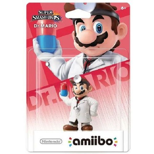 FIGURKA AMIIBO BOWSER DR. MARIO WII U 3DS 2DS, EE32-539CB