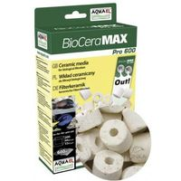 Aquael BioCera Max Pro 600 wkład do filtrów dla filtracji biologicznej 1l