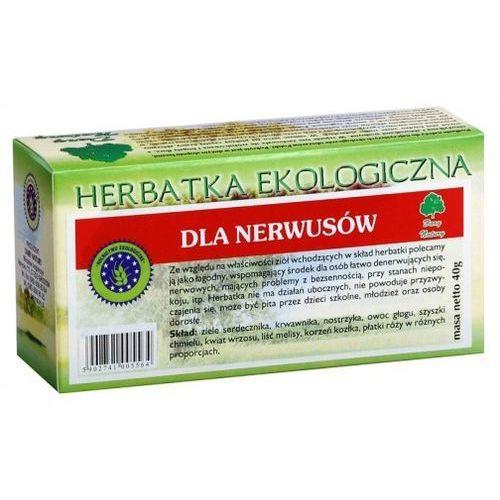 Dary natury Herbatka dla nerwusów 20x2g