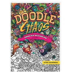 Nasza księgarnia Anarchia bazgrołów. doodle chaos - zifflin