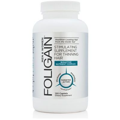 Pozostałe leki i suplementy Foligain TOPVIT_PL
