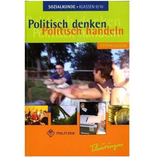 Klassen 9/10, Gymnasium Thüringen, m. CD-ROM Deichmann, Carl