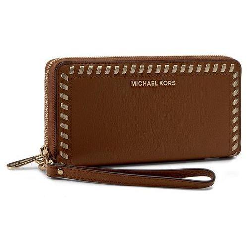 b0d527426803c Duży portfel damski - lauryn 32s7mlot3m acorn (MICHAEL Michael Kors ...