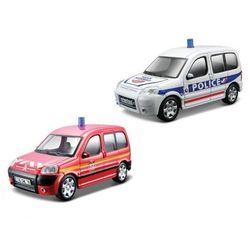 Policja  BBurago InBook.pl