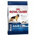 Royal canin size Duże opakowanie + podkładka pod miskę spike w super cenie! - maxi adult 5+, 15 kg (3182550402316)