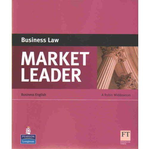 Market Leader Business Law, Widdowson Robin