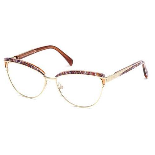 Emilio pucci Okulary korekcyjne ep5057 032