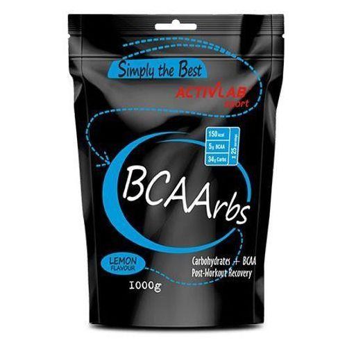 Activlab stb  bcaarbs - 1000g - lemon (5907368808406)
