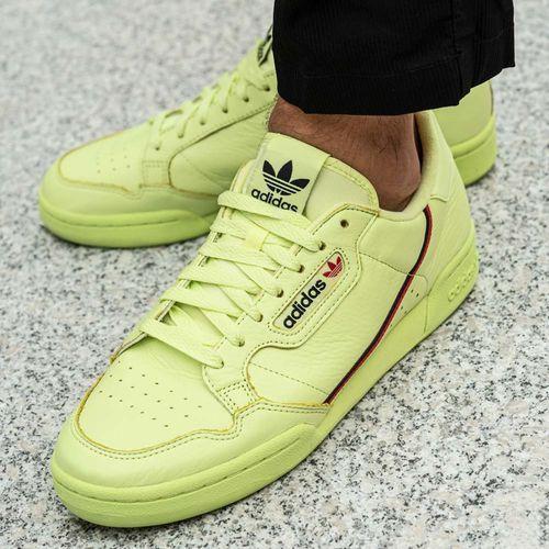 Adidas Continental 80 Frozen Yellow (B41675)