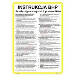 Instrukcje bhp i ppoż  Techem Zampoż