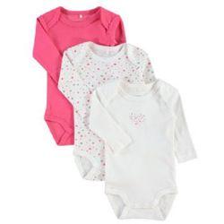 Body niemowlęce Name it pinkorblue.pl