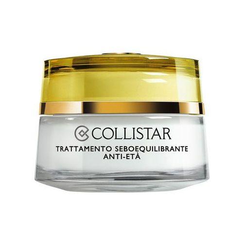 Special combination and oily skins krem odmładzający do regulacji sebum (anti-age sebum-balancing treatment) 50 ml Collistar