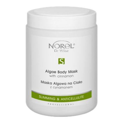 Norel (Dr Wilsz) ALGAE BODY MASK WITH CINNAMON Maska algowa na ciało z cynamonem (PN063) - Super oferta