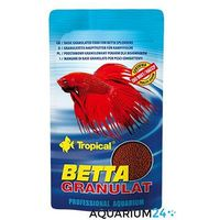 TROPICAL Betta granulat torebka 10 g- RÓB ZAKUPY I ZBIERAJ PUNKTY PAYBACK - DARMOWA WYSYŁKA OD 99 ZŁ