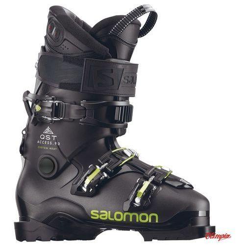 Salomon Buty narciarskie qst access custom heat 2017/2018