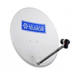 Anteny satelitarne  TELKOM-TELMOR MediaMarkt.pl