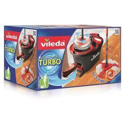 Mop obrotowy VILEDA Easy Wring and Clean Turbo + DARMOWY TRANSPORT! + Zamów z DOSTAWĄ JUTRO! - sprawdź w wybranym sklepie