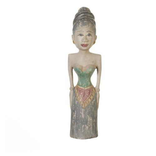 Dekoria figura leti postać kobiety 7x7x34cm - 30%, 7x7x34cm
