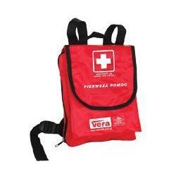 Apteczka SZKOLNA 1 plecak tkanina wodoodporna DIN 13164
