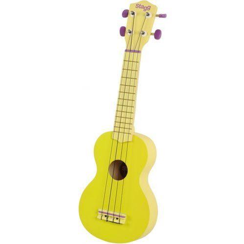 us-lemon - ukulele sopranowe marki Stagg