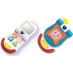 Uśmiechnięty telefon smily play marki Anek