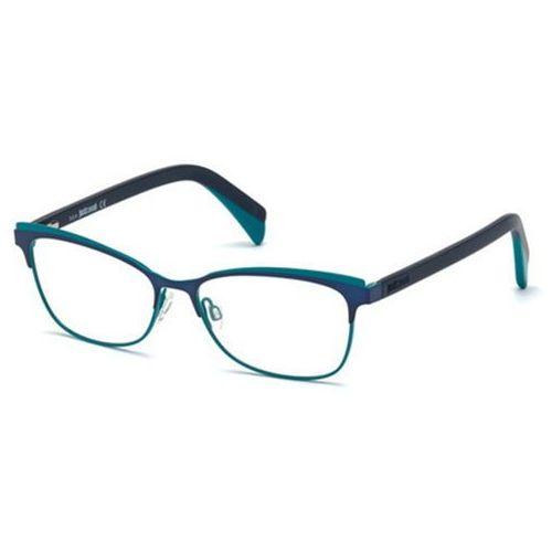 Just cavalli Okulary korekcyjne jc 0690 090