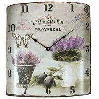 Lowell designowy zegar ścienny 21502 (8008457141514)