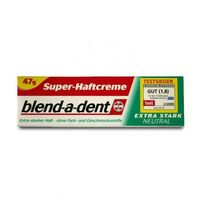 Blend-a-dent KLEJ do PROTEZ - Extra Stark Neutral 47g, C969-308C0