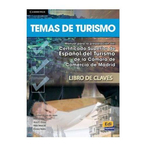 Temas de turismo klucz (9788495986986)