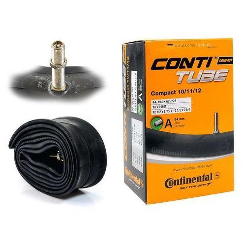 Dętka Continental Compact 10/11/12'' x 1,75'' - 2,5'' wentyl auto 34 mm