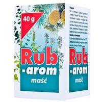 Maść Rub-arom masc x 40g