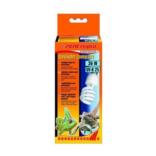 reptil daylight compact - świetlówka kompaktowa do terrarium 26w marki Sera