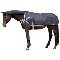 Kerbl derka treningowa rugbe, 130/140 cm, czarna, 328690
