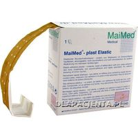 Maimed plast elastic plaster z opatrunkiem do cięcia na tkaninie taftowej 5mx8cm