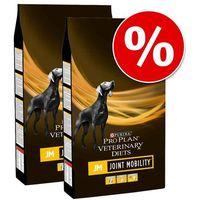 Dwupak Purina Pro Plan Veterinary Diets Canine - JM Joint Mobility, 2 x 12 kg| Darmowa Dostawa od 89 zł i Super Promocje od zooplus!