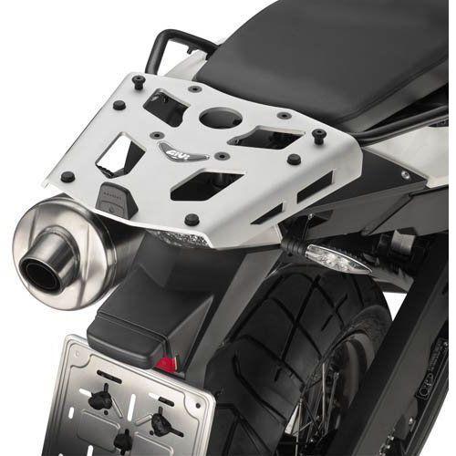 Givi Stelaż Kufra Centralnego Z Aluminiową Płytą Monokey Bmw F