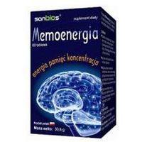 Memoenergia – na kocentracje, pamięć, przemęczenie
