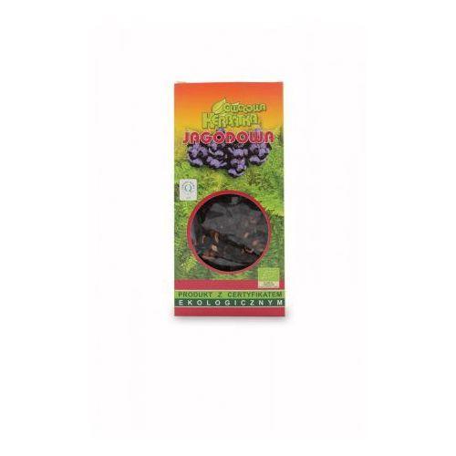 Dary natury - herbatki bio Herbatka jagodowa bio 100 g - dary natury