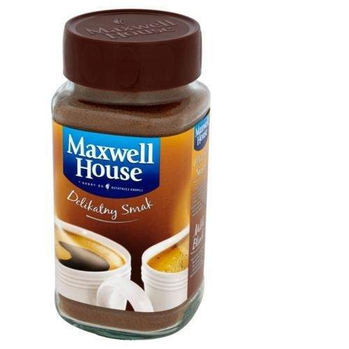 Kawa rozp. MAXWELL HOUSE Delikatny Smak 100g.