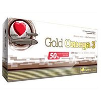 GOLD OMEGA-3 1000mg 60kaps