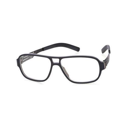 Ic! berlin Okulary korekcyjne a0636 lars g. espresso-matt